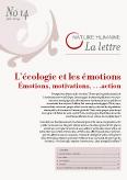 Lettre n°14 – L'écologie et les émotions